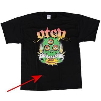 t-shirt metal men's Otep - Third Eyer - VICTORY RECORDS, VICTORY RECORDS, Otep