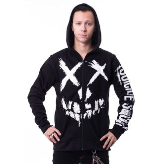 hoodie men's Suicide Squad - GRIN Black - NNM, NNM, Suicide Squad