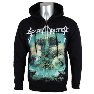 hoodie men's Sonata Arctica - The ninth hour - NUCLEAR BLAST, NUCLEAR BLAST, Sonata Arctica