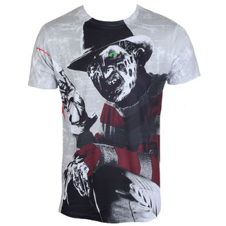 film t-shirt men's A Nightmare on Elm Street - Freddy Krueger - HYBRIS - WB-1-FVSJ001-SUB