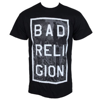 t-shirt metal men's Bad Religion - Valley Of Death - KINGS ROAD - 20097813