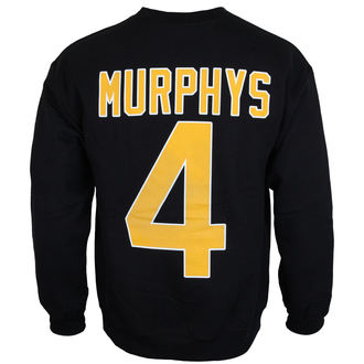 sweatshirt (no hood) men's Dropkick Murphys - Hockey Skull - KINGS ROAD, KINGS ROAD, Dropkick Murphys