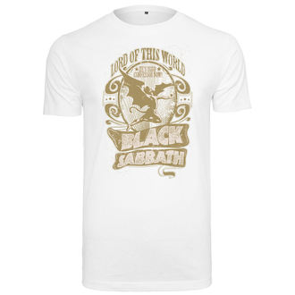 t-shirt metal men's Black Sabbath - LOTW white -, Black Sabbath
