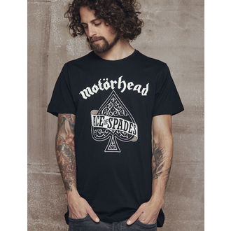 t-shirt metal men's Motörhead - Ace of Spades -, Motörhead
