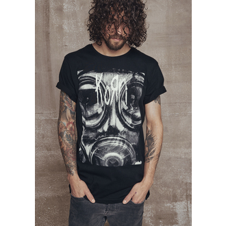 t-shirt metal men's Korn - Asthma -, Korn
