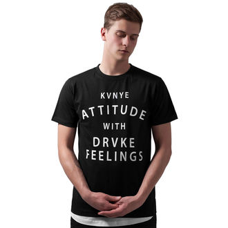 T-shirt men's Attitude and Feelings