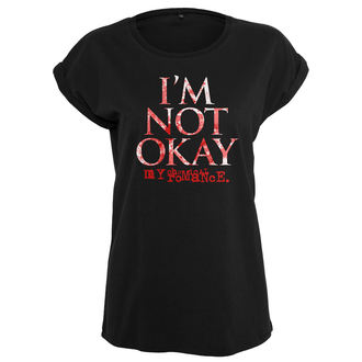 t-shirt metal women's My Chemical Romance - I'M NOT OK -, My Chemical Romance