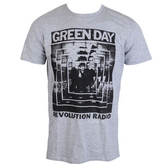 t-shirt metal men's Green Day - POWER SHOT - PLASTIC HEAD, PLASTIC HEAD, Green Day