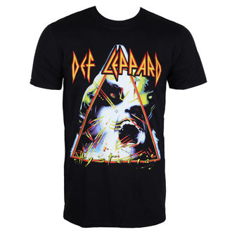 t-shirt metal men's Def Leppard - HYSTERIA - PLASTIC HEAD - PH9569