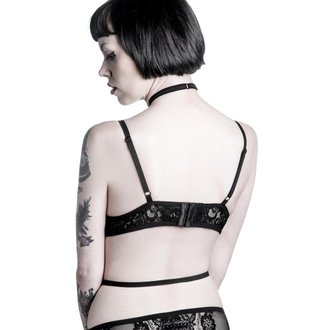 Bra KILLSTAR - Bella Morte Parisian - Black, KILLSTAR