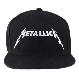 Cap Metallica - Hardwired - Black, NNM, Metallica
