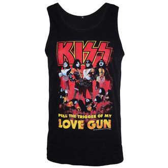 top men Kiss - Love Gun - LOW FREQUENCY, LOW FREQUENCY, Kiss