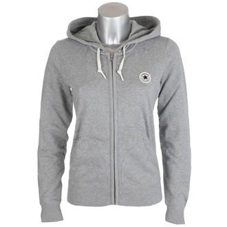 hoodie women's - CORE FT - CONVERSE, CONVERSE