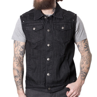 vest - HOMME CHAOS - HYRAW - HY199
