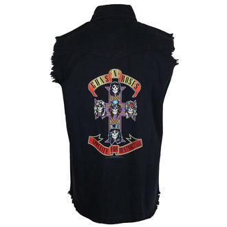 vest Guns N' Roses - APPETITE FOR DESTRUCTION - RAZAMATAZ, RAZAMATAZ, Guns N' Roses