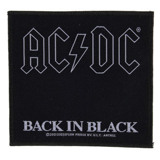 patch AC / DC - BACK IN BLACK - RAZAMATAZ, RAZAMATAZ, AC-DC