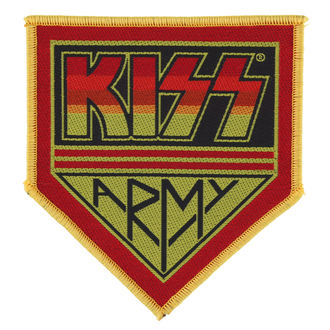 patch KISS - KISS ARMY BADGE - RAZAMATAZ - SP2310