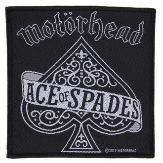 patch Motörhead - Ace Of Spades - RAZAMATAZ - SP2449