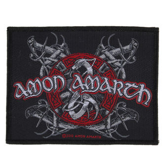 patch AMON AMARTH - VIKING DOG - RAZAMATAZ - SP2468