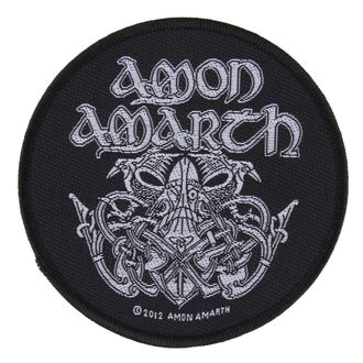 patch AMON AMARTH - ODIN - RAZAMATAZ - SP2657
