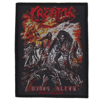 patch KREATOR - DYING ALIVE - RAZAMATAZ - SP2718