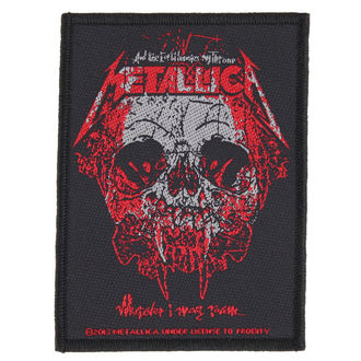 patch METALLICA - WHEREVER I MAY ROAM - RAZAMATAZ, RAZAMATAZ, Metallica