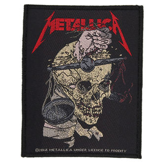 patch METALLICA - HARVESTER OF SORROW - RAZAMATAZ, RAZAMATAZ, Metallica