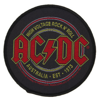 patch AC / DC - HIGH VOLTAGE ROCK ´N´ ROLL - RAZAMATAZ, RAZAMATAZ, AC-DC