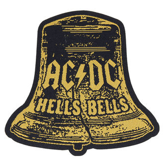 patch AC / DC - HELLS BELLS CUT OUT - RAZAMATAZ - SP2829