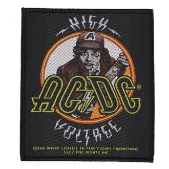 patch AC / DC - HIGH VOLTAGE ANOUS - RAZAMATAZ, RAZAMATAZ, AC-DC