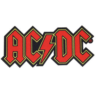 patch AC / DC - LOGO CUT-OUT - RAZAMATAZ, RAZAMATAZ, AC-DC