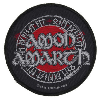 patch AMON AMARTH - RUNES - RAZAMATAZ - SP2855
