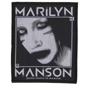 Patch MARILYN MANSON - VILLAIN - RAZAMATAZ - SP2883