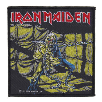 patch IRON MAIDEN - PIECE OF MIND - RAZAMATAZ, RAZAMATAZ, Iron Maiden