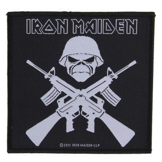 patch IRON MAIDEN - A MATTER OF LIFE AND DEATH - RAZAMATAZ, RAZAMATAZ, Iron Maiden