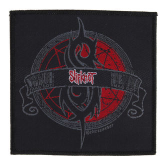 patch SLIPKNOT - CREST - RAZAMATAZ, RAZAMATAZ, Slipknot