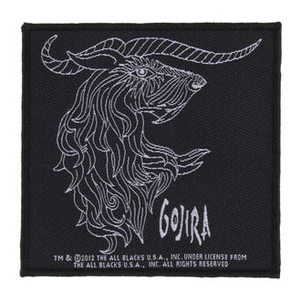 patch GOJIRA - HORNS - RAZAMATAZ - SP2683