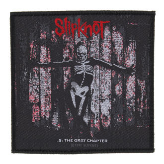 patch SLIPKNOT - THE GRAY CHAPTER - RAZAMATAZ, RAZAMATAZ, Slipknot