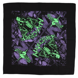 kerchief ALICE COOPER - WELCOME 2 MY NIGHTMARE - RAZAMATAZ, RAZAMATAZ, Alice Cooper