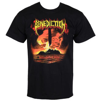 t-shirt metal men's Benediction - Subconscious Terror -, Benediction