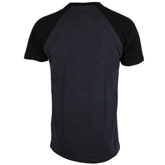 t-shirt metal men's Mortician - Charcoal/Black - MASSACRE RECORDS, MASSACRE RECORDS, Mortician