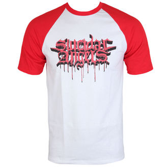 t-shirt metal men's Suicidal Angels - Bloody Logo -, Suicidal Angels