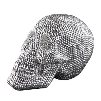 Decoration - Skull - Silver