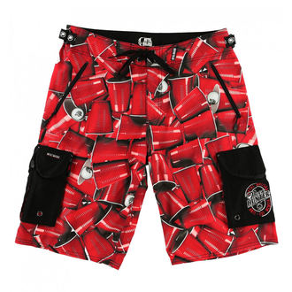 Shorts men's (swim shorts) METAL MULISHA - CUPS, METAL MULISHA