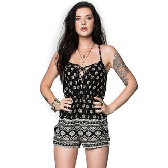 t-shirt street men's women's - TONIGHT ROMPER - METAL MULISHA - BLK_SP7709002.01
