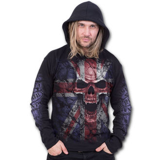 hoodie men's - UNION WRATH - SPIRAL - E012M469