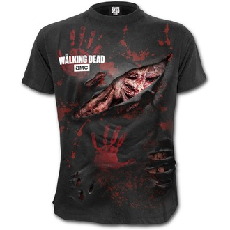 film t-shirt men's The Walking Dead - ZOMBIE - SPIRAL, SPIRAL