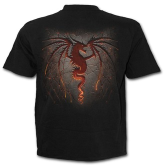 t-shirt men's - Dragon Furnace - SPIRAL, SPIRAL