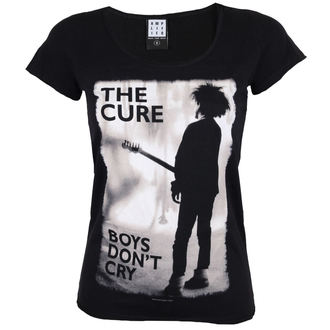 t-shirt metal women's Cure - BOYS DON'T CRY - AMPLIFIED, AMPLIFIED, Cure