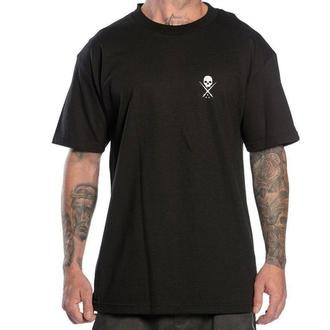 t-shirt hardcore men's - STANDARD ISSUE - SULLEN - SCM0019_BKWT